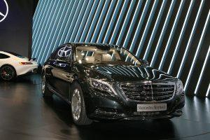 Mercedes-Benz Defekte Fahrzeuge Ankauf