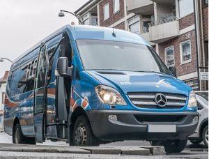 Unfallwagen Ankauf für Transporter und Kleinbusse