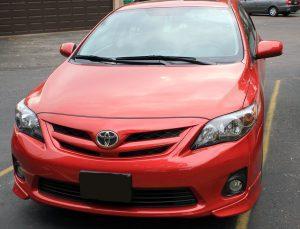 Toyota PKW Corolla, Avensis, Yaris Toyota Gebrauchtwagen Verkaufen mit Unfallschaden